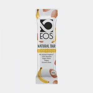 Natural Bar Almendra Plátano EOS