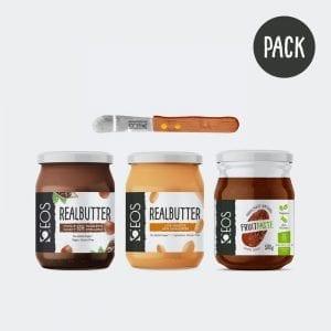 EOS Pack repostería saludable
