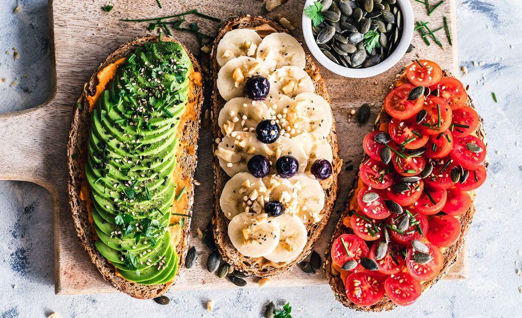 Dieta vegana equilibrada EOS