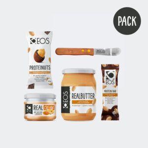 Pack Peanut Lovers EOS