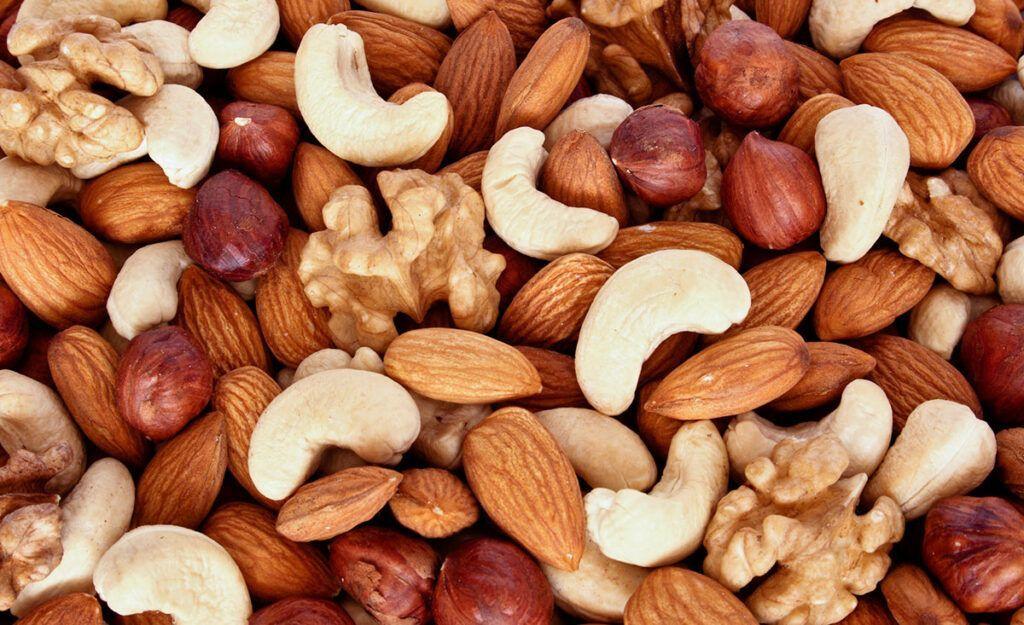 5 frutos secos para 5 propiedades