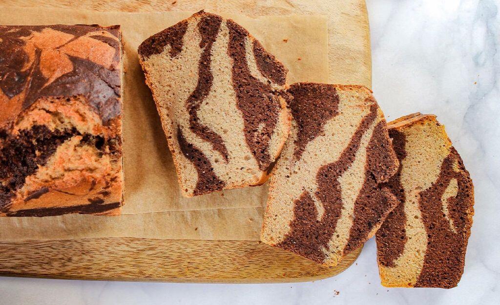 Banana Bread receta Saludable