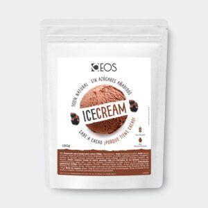helado de cacao saludable EOS